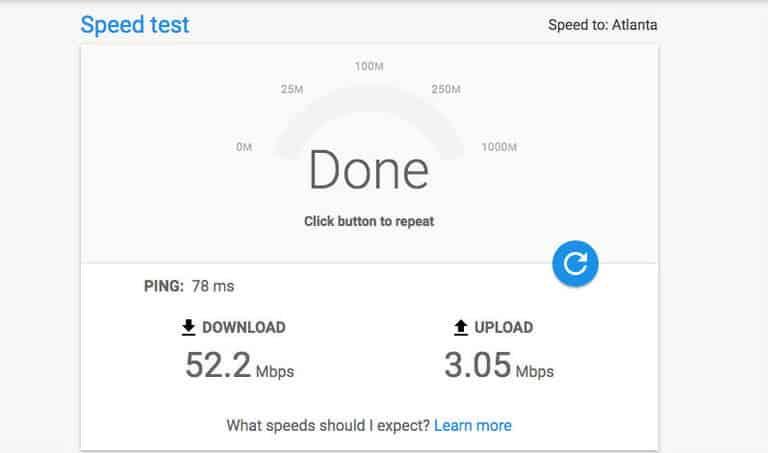 سبيد تست مجانا: قياس سرعة النت الحقيقية بالميجا