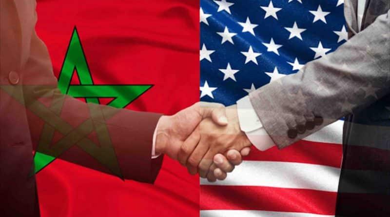 شراكة المغرب مع أمريكا وتشجيع الإستثمار في أفريقيا