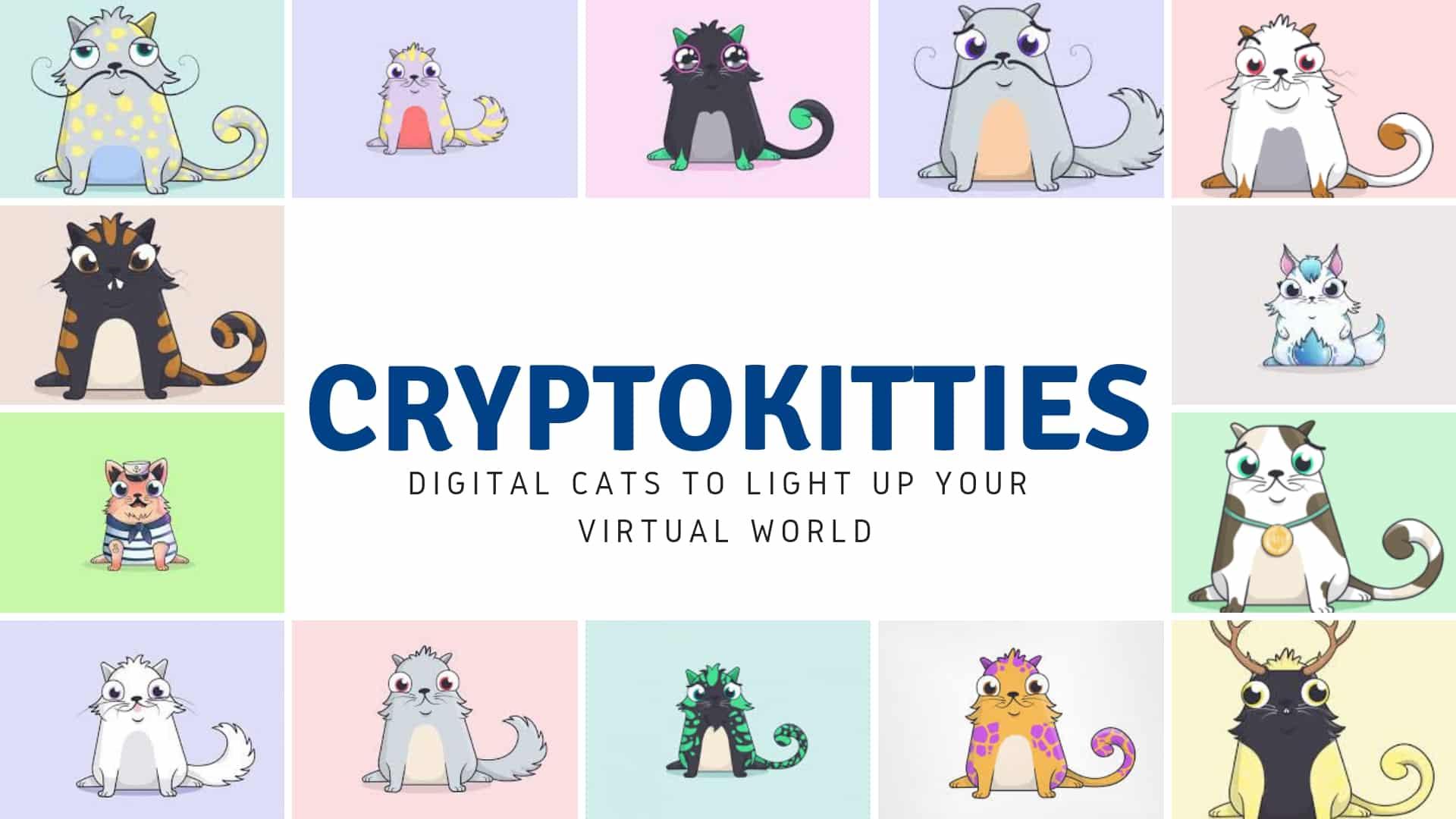 كسب المال من لعبة Cryptokitties القائمة على الإيثريوم