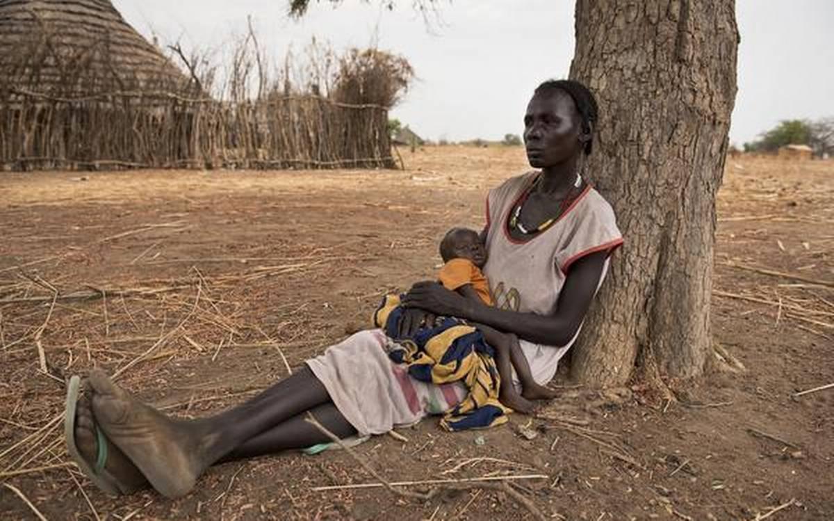 كل شيء عن المجاعة في جنوب السودان
