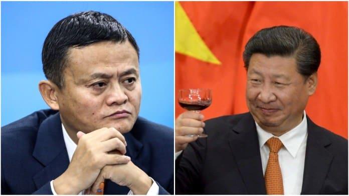 اختفاء جاك ما وحرب الصين ضد علي بابا