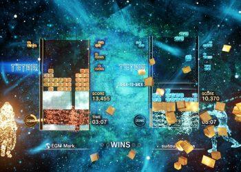 تنزيل لعبة تتريس الجديدة Tetris Effect