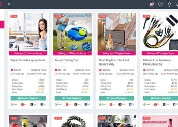 أدوات زيادة مبيعات التجارة الإلكترونية والدروب شيبنج