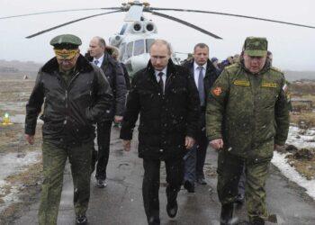 حرب روسيا وأوكرانيا وغاز نورد ستريم 2