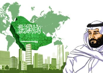 حلم السعودية الخضراء واختفاء صحراء شبه الجزيرة العربية