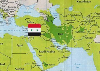 ربط البحار الخمسة وتنمية سوريا والعراق