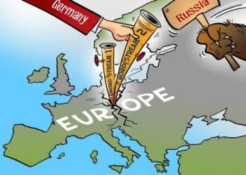 نورد ستريم 2 يجعل ألمانيا ضعيفة وتابعة لروسيا بوتين