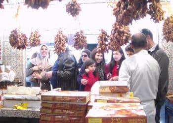 واقع التمور التونسية والجزائرية والمحلية في المغرب