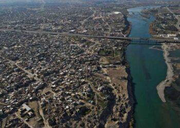 جفاف نهر الفرات ودجلة يكشف حقيقة تركيا الخبيثة