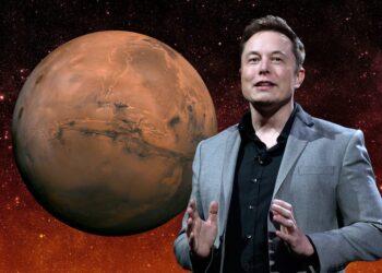 إيلون ماسك ومسرحية كذبة الحياة في المريخ