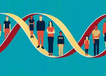 تجارة الحمض النووي تهدد الخصوصية الرقمية