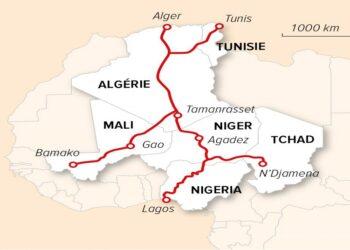 كل شيء عن مشروع الطريق العابر للصحراء الجزائر لاغوس