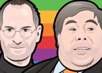 لماذا ستيف جوبز أكثر شهرة من ستيف وزنياك مخترع آبل؟