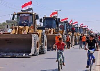 ما هي مصلحة مصر في اعمار قطاع غزة وتنميته اقتصاديا؟