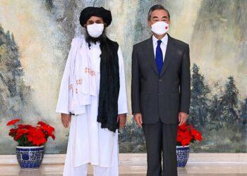 تحالف الصين مع حركة طالبان وطريق الحرير الجديد