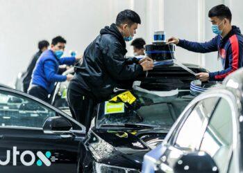 شاومي وعلي بابا ورهان الصين على السيارات ذاتية القيادة