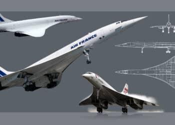 لماذا توقفت طائرة الكونكورد التجارية عن التحليق؟