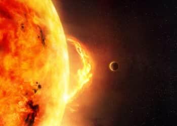 بحث شامل عن تأثير العاصفة الشمسية على الإنسان